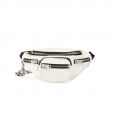 alexander wang attica mini soft leather fanny pack crossbody bag