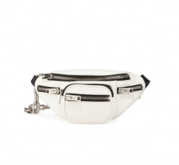 Attica Mini Soft Leather Fanny Pack/Crossbody Bag by Alexander Wang