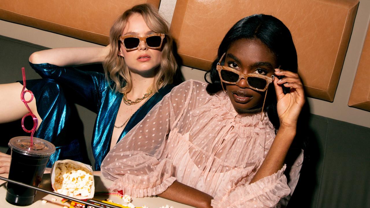 So, We Made Sunglasses with Karen Walker