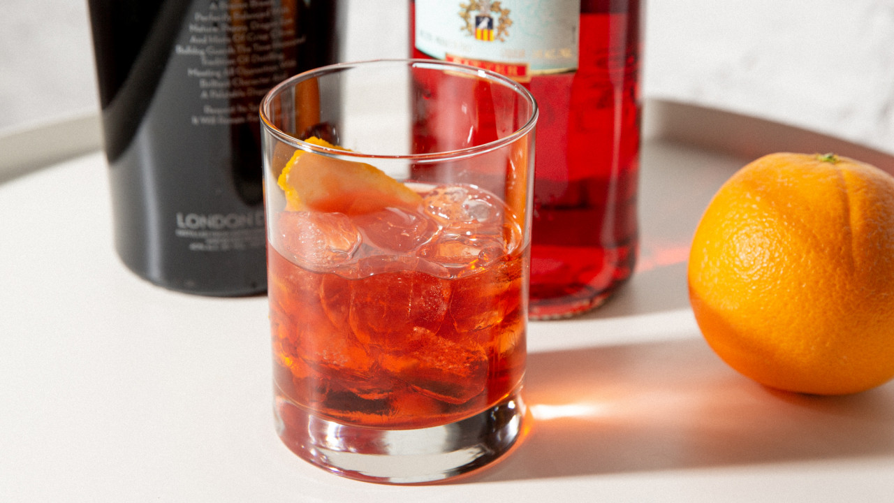 negroni cocktail turns 100 years old this year