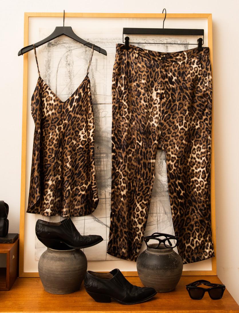 inside nili lotan closet