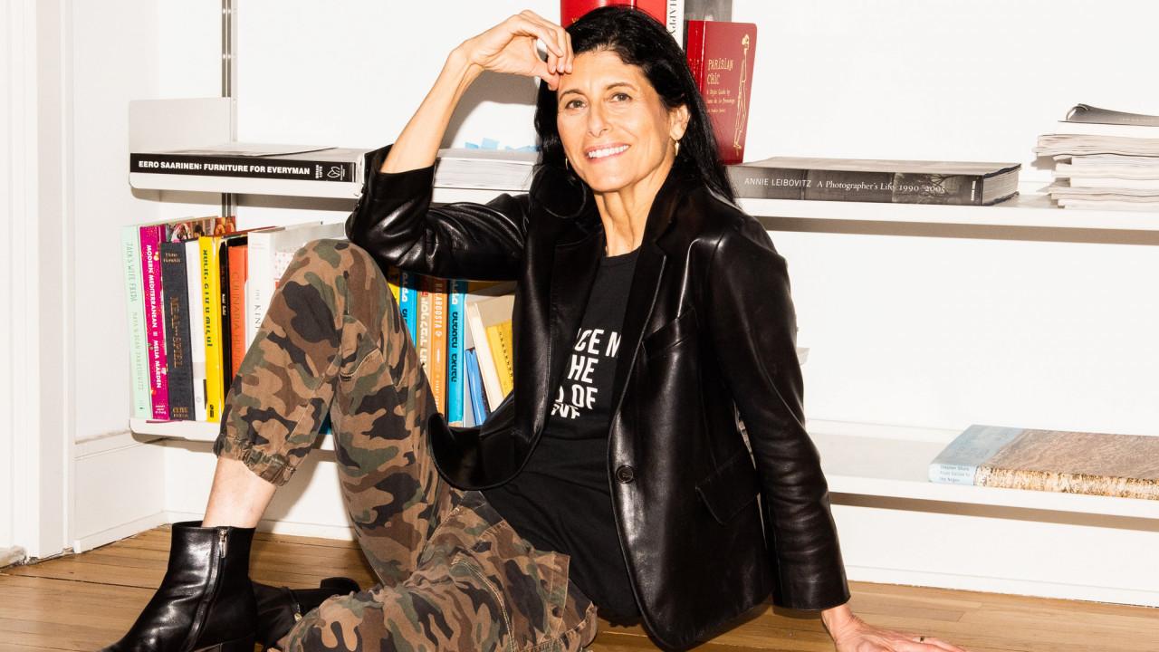 Designer Nili Lotan's Wardrobe Is Filled with '70s Vintage and Yves Saint Laurent