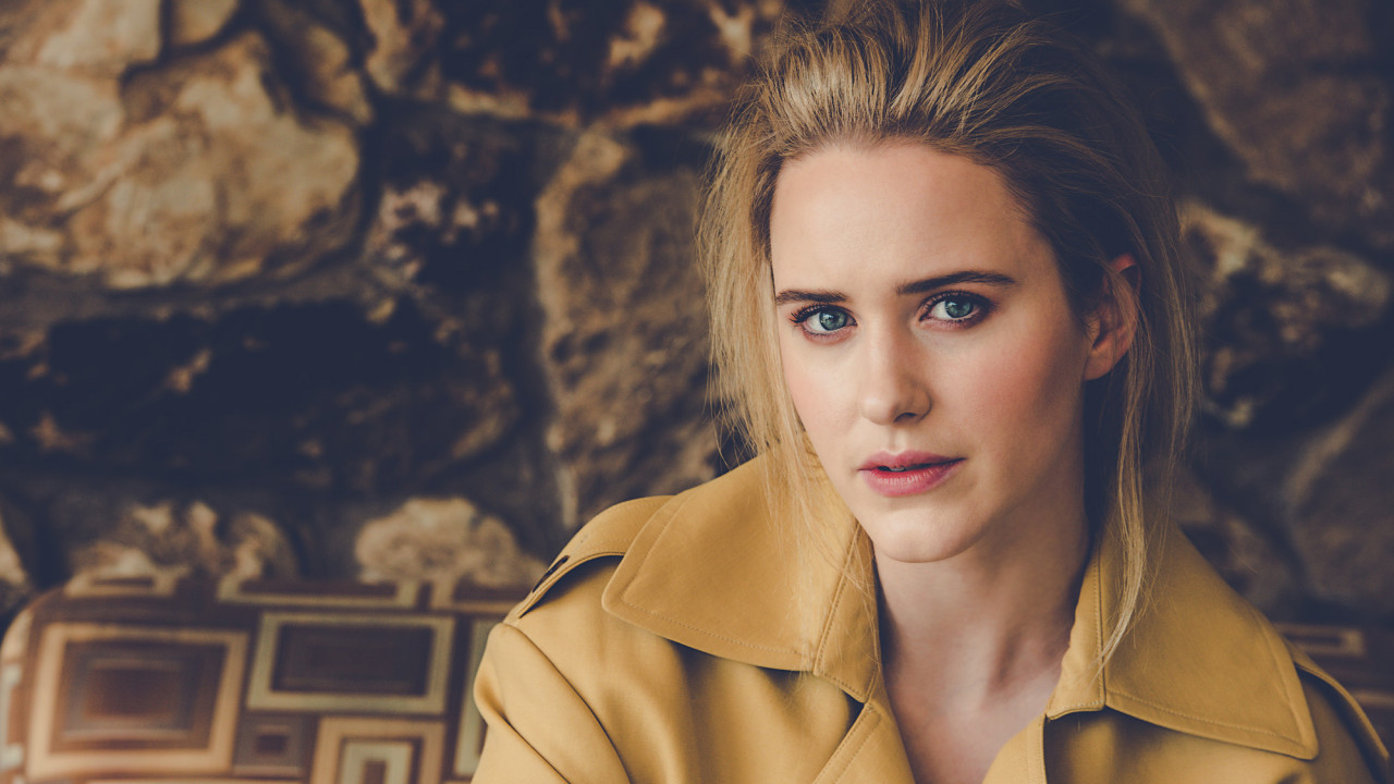 "Rachel Brosnahan on Life Before Being ""Marvelous"" & Speaking for a Cause"