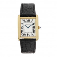 cartier tank solo w1018855 watch