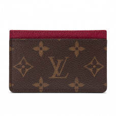 louis vuitton mongram card holder
