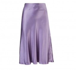 Silk Midi Skirt by Nili Lotan