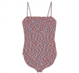 Strappy Knitted Bodysuit by Sandro