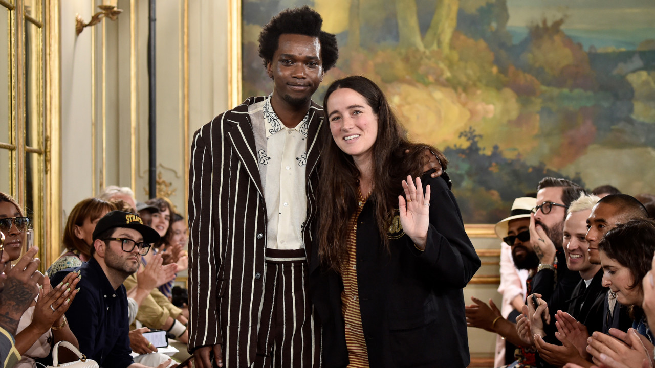 the best spring 2020 menswear collections came from female designers