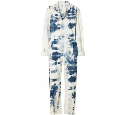 Tie-Dye Denim Jumpsuit by Stella McCartney