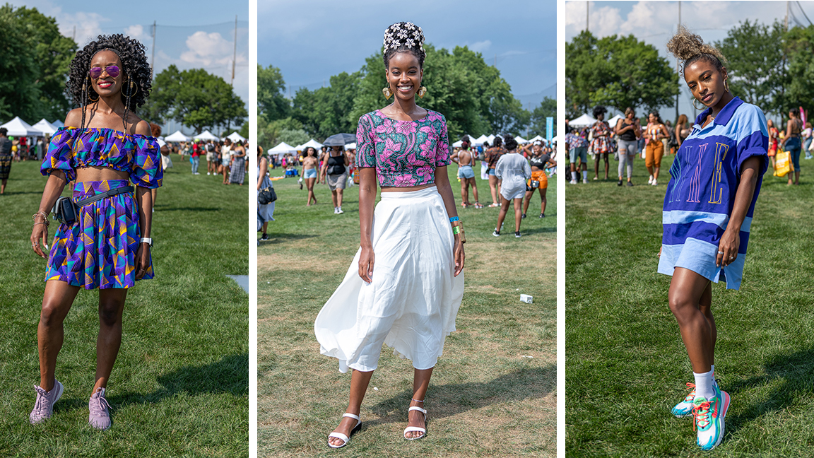Incredible Looks from Curlfest 2019