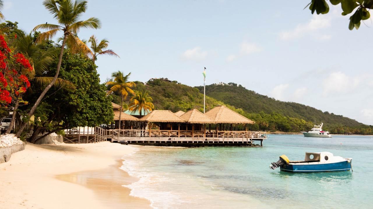 Your Guide to Vacationing on the Private Island of Mustique