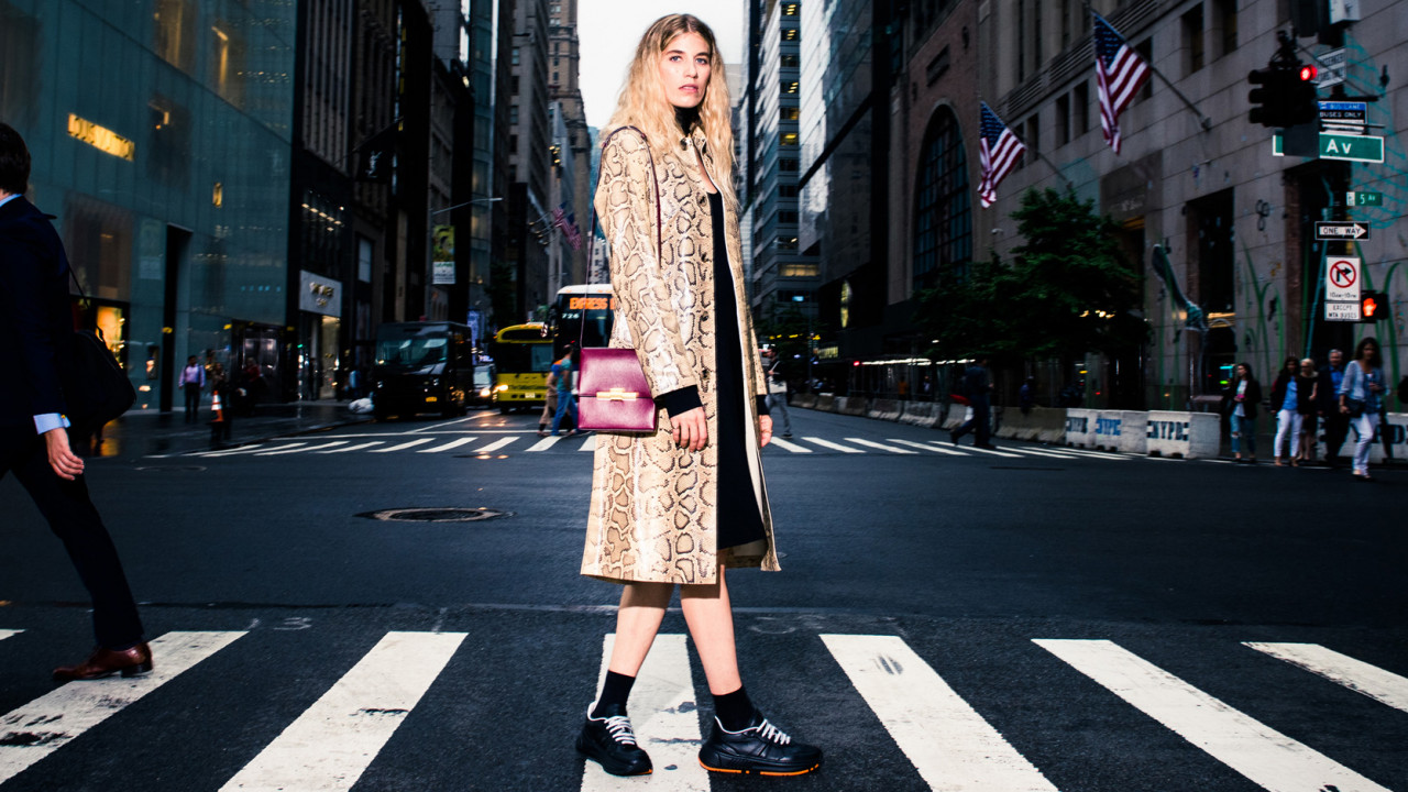 Veronika Heilbrunner on the Future of Fashion, Travel Essentials, & Her Stylish Family