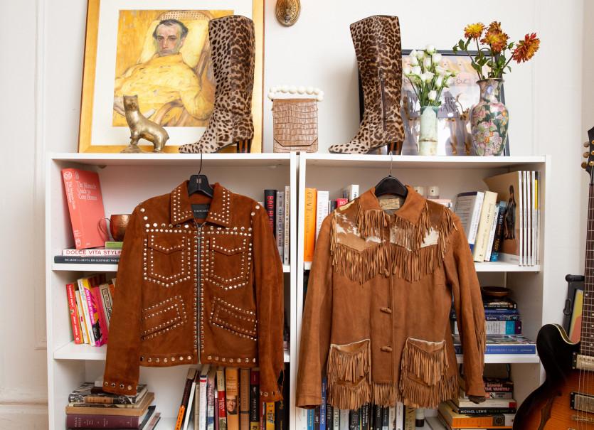 inside chloe king closet