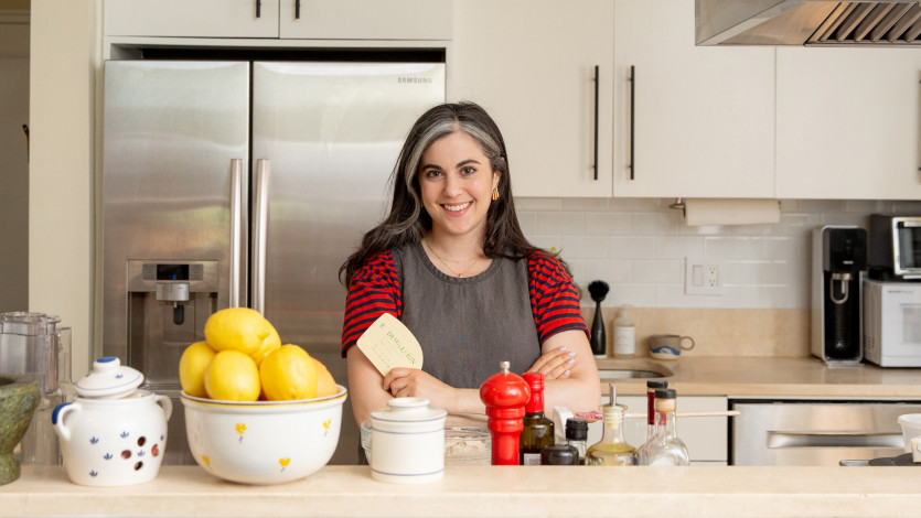Claire Saffitz Talks Gourmet Treats, NYC Pizza, and More