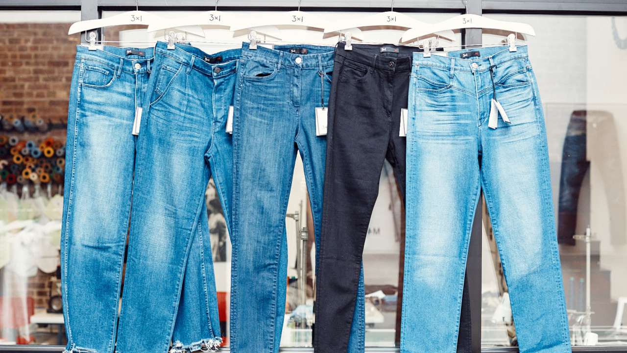 jeans for tall and petite women