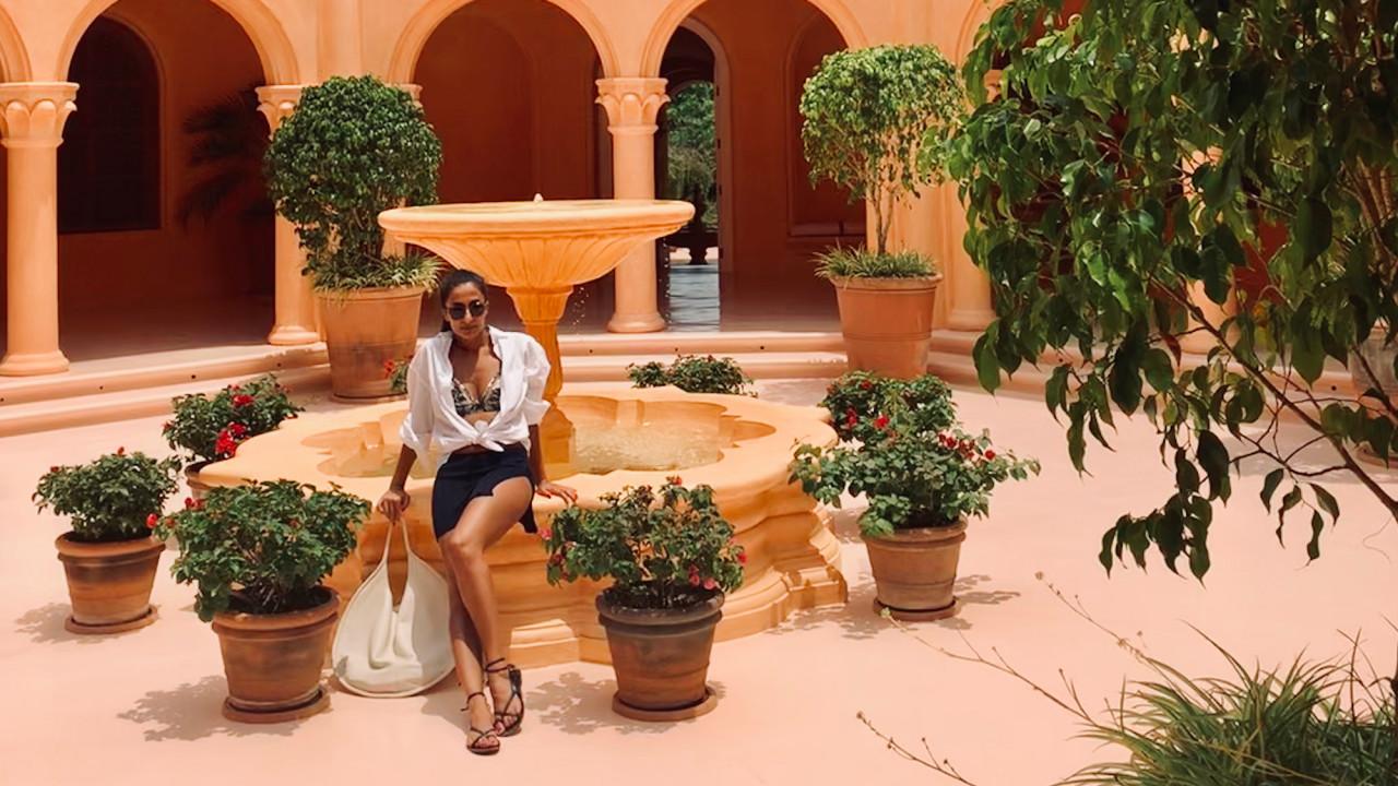 Stylist Nausheen Shah's Glamorous Trip to Cuixmala