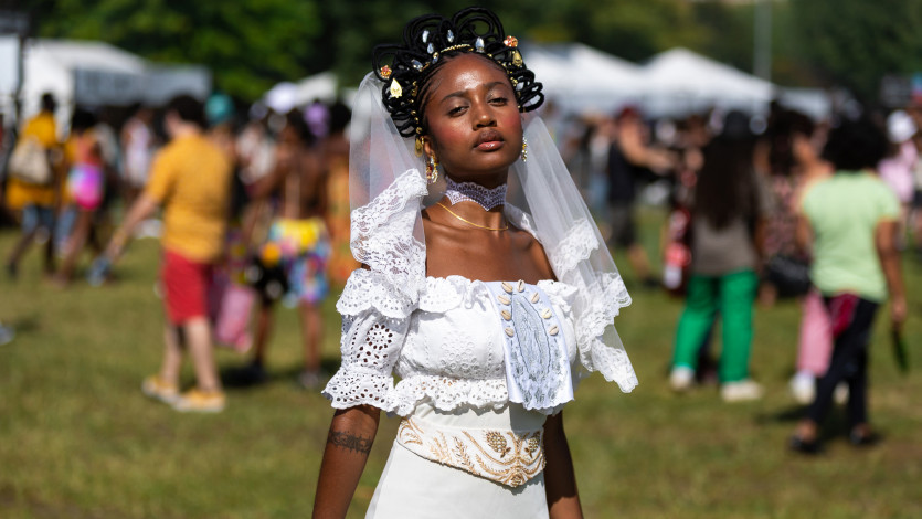 Afropunk 2019's Best Street Style and Beauty Looks