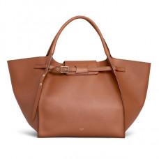 celine big bag smooth medium tan