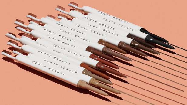 fenty beauty launch brow mvp ultra fine brow pencil & styler