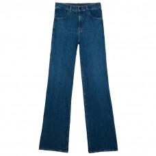 j brand joan high rise wide leg in badland