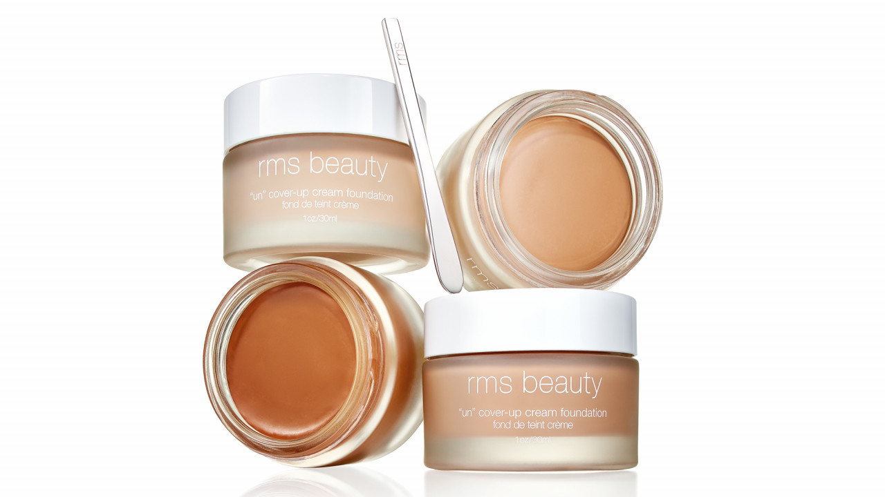rms beauty launches un cover-up cream foundation