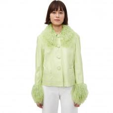 saks potts dorthe shearling jacket