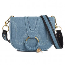 see by chloe hana denim crossbody bag