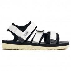 suicoke kisee v sandal in white
