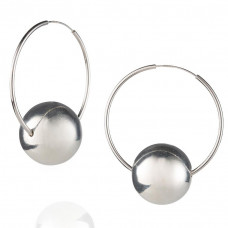 vada globe earrings