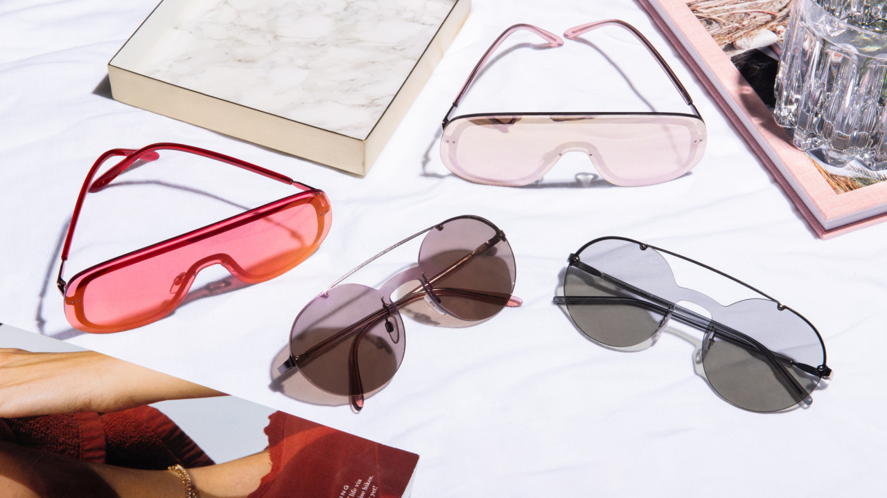 How Eyewear Might Actually Be the Key to Refreshing Your Fall Vibe