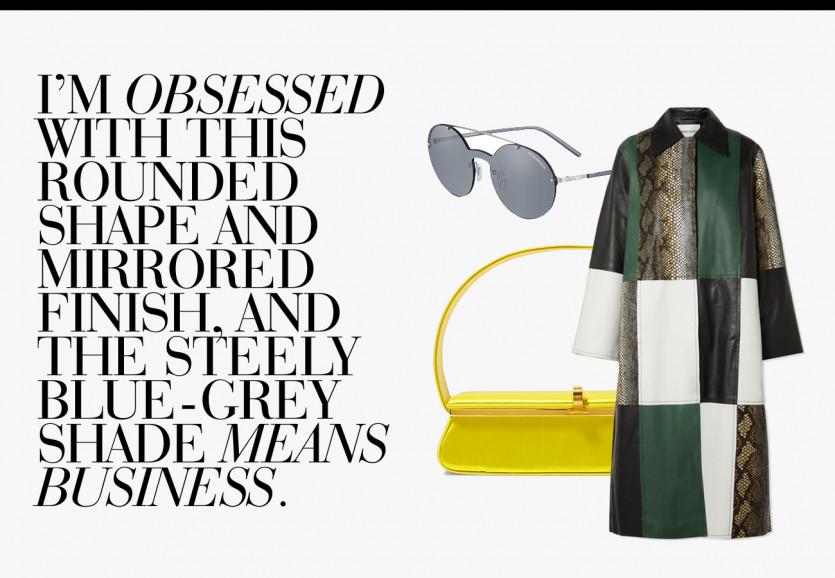 sunglasses editors wearing this fall
