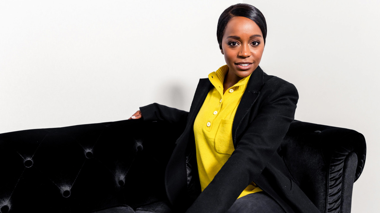 10 Minutes in Paris with Aja Naomi King