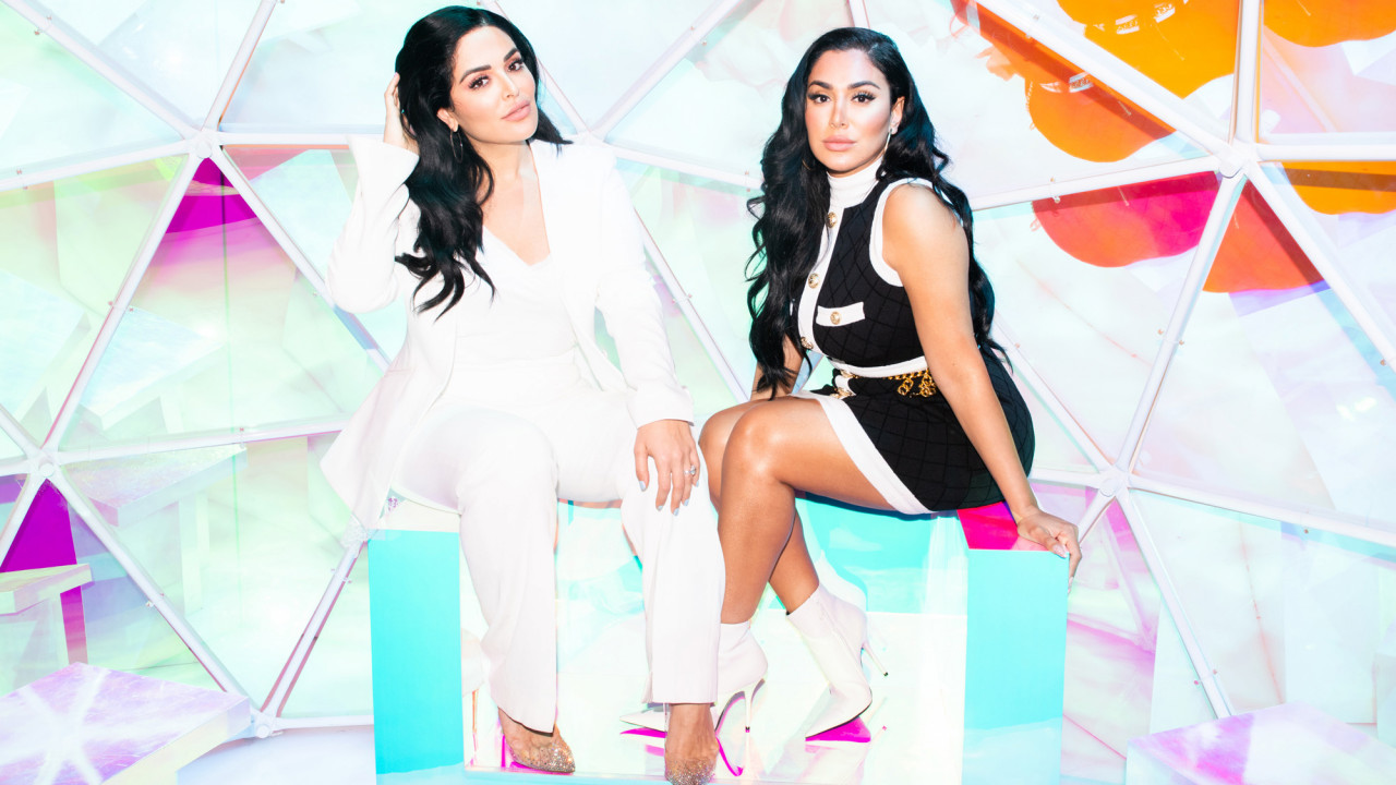 Catching Up with Huda and Mona Kattan