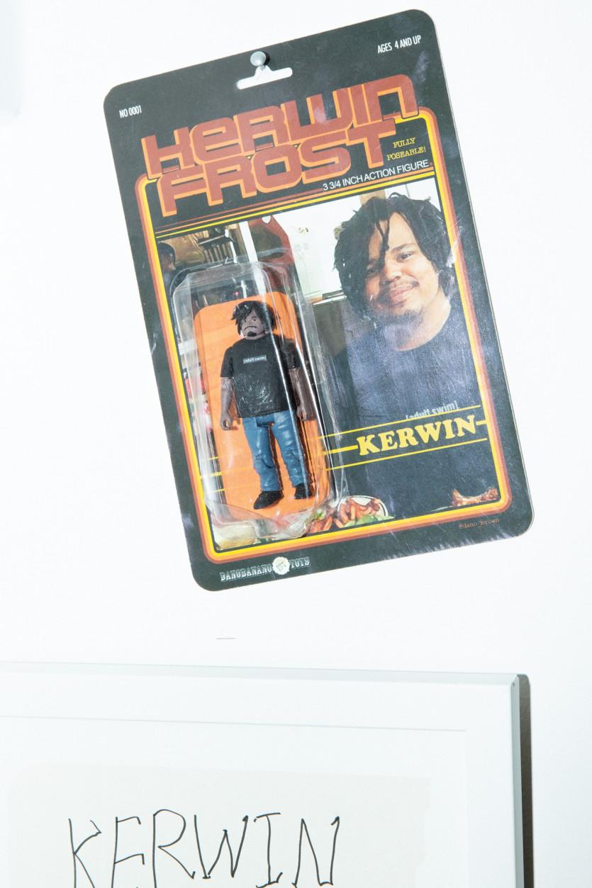 inside kerwin frost closet