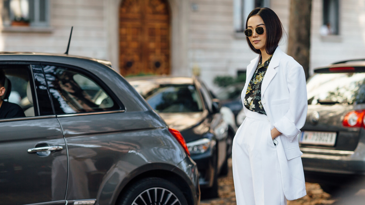 21 White Pieces You Should Definitely Wear After Labor Day