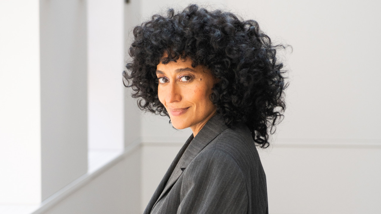"How Tracee Ellis Ross Keeps Her Hair ""Juicy and Joyful"""