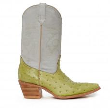 baby angel x caballo dorado womens high ostrich boot