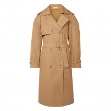 bite studios organic cotton garbardine trench coat