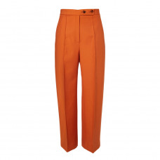 khaite yasmin cotton pants