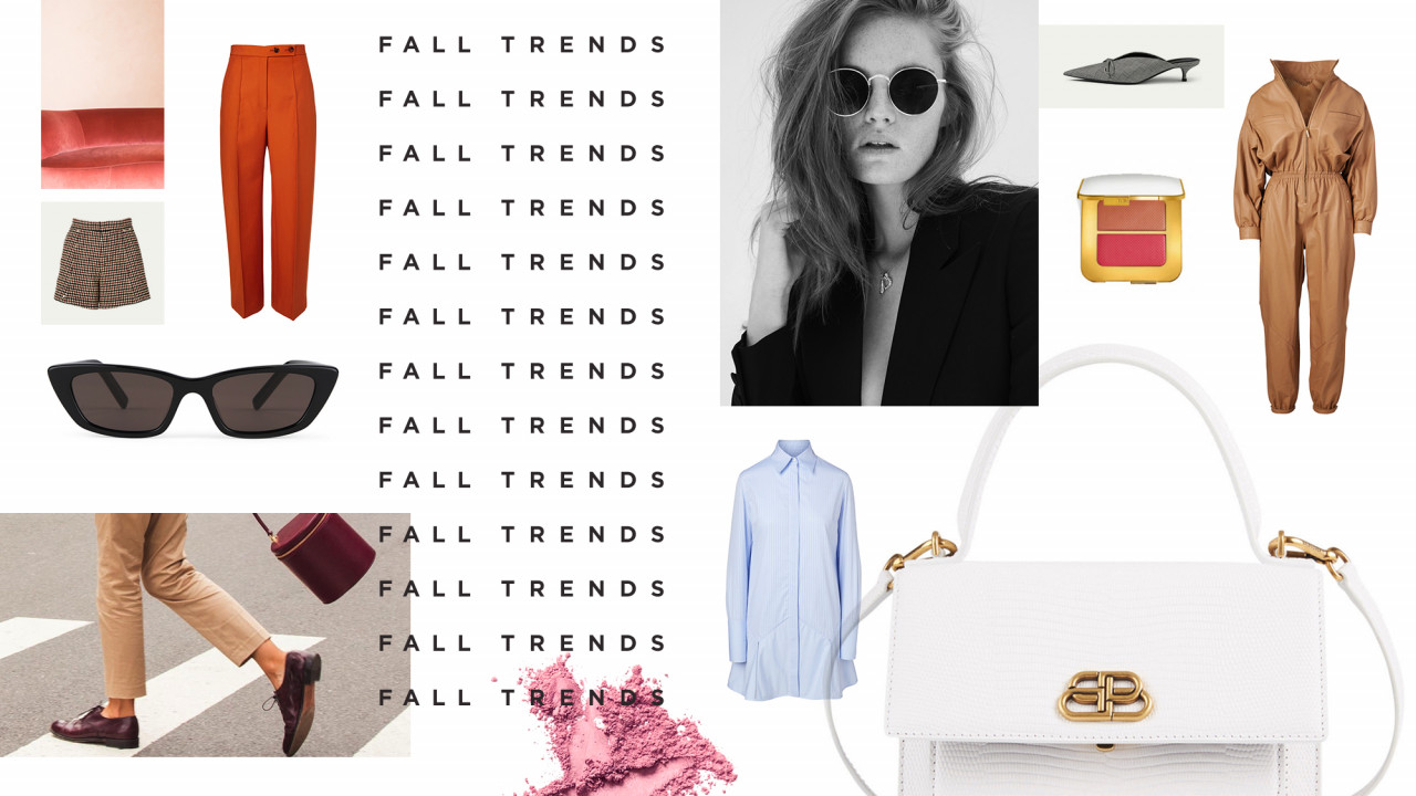 most exciting trends shopping fall 2019