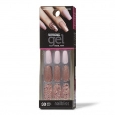 nail bliss mermaids tale gel nail kit
