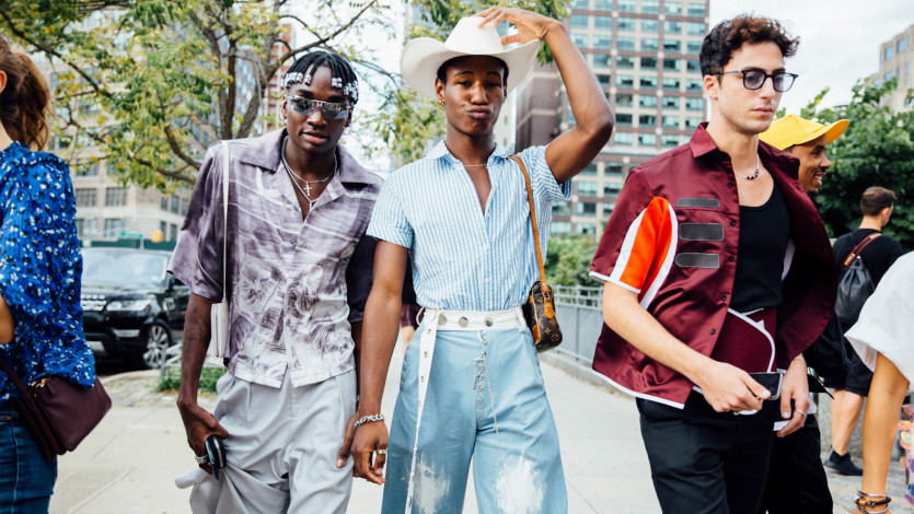 New York Fashion Week Spring 2020 Street Style Looks