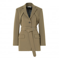 peter do convertible crepe blazer
