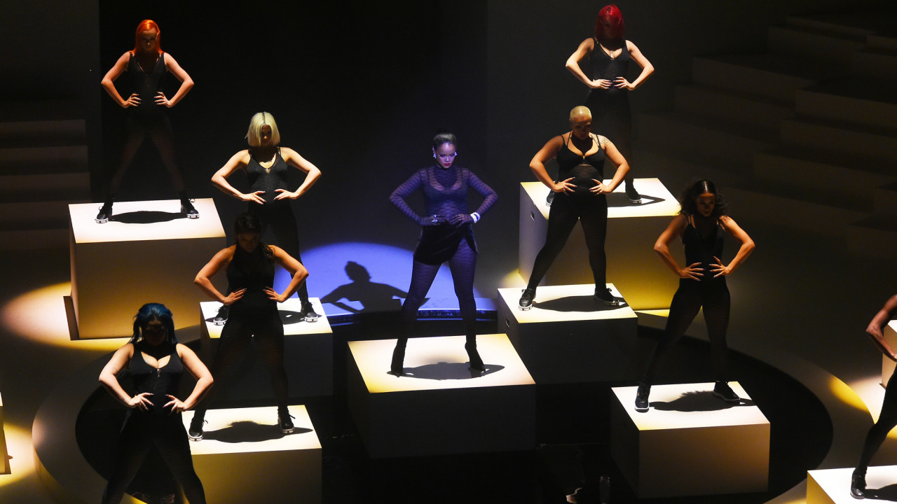 Everyone Agrees: Rihanna's Savage x Fenty Fashion Show Won NYFW