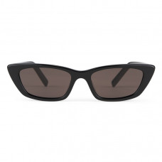saint laurent new wave sl 277 cat eye sunglasses