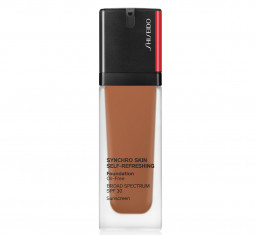 Synchro Skin Self-Refreshing Foundation SPF 30 by Shiseido
