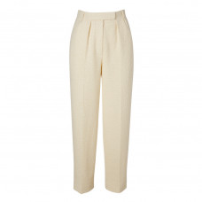 the row landeli wool blend pants