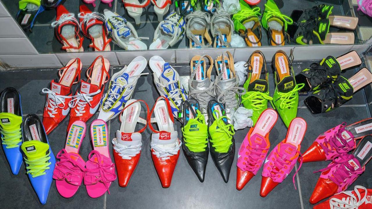 Meet the Designer Making Heels for Sneakerheads