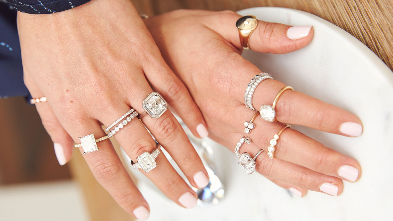 16 Unique Engagement Rings