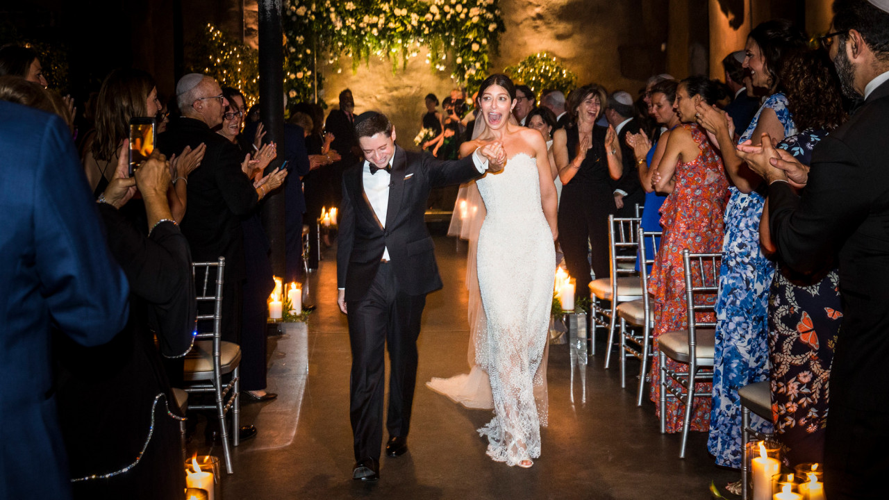 Coveteur's Co-founder Got Married